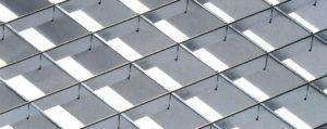 Gitterroste / Pressroste aus high-solid hochfestem Bandstahl - Tabelle - Ausführung, glatt
